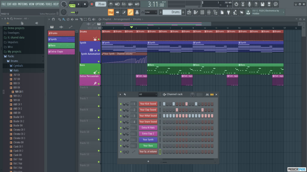 How To Make A Beat In Fl Studio Step By Step Guide 2021 Producer Sphere
